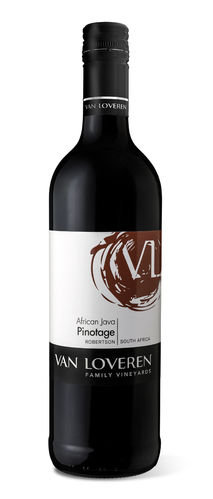Van Loveren African Java Pinotage 2017