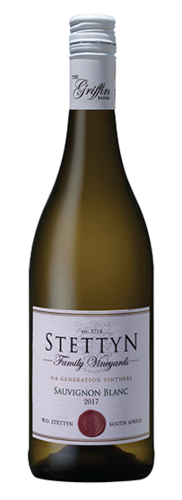 Stettyn Family Vineyards Sauvignon Blanc 2018